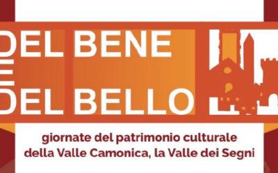 Del Bene e del Bello – Giornate del Patrimonio Culturale della Valle Camonica | OTTOBRE 2019