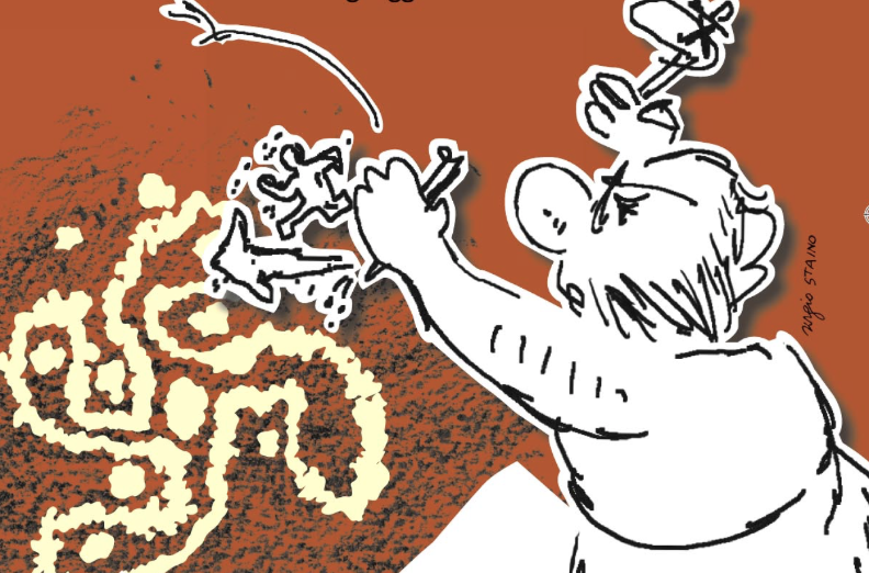 PITOON – I pitoti in cartoon