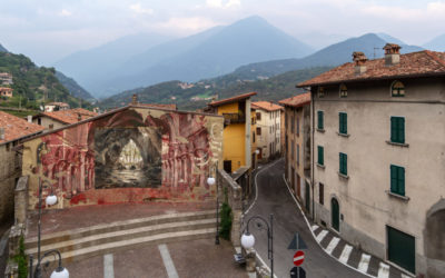 WALL IN ART approda sul web: i muri d'arte della Valle dei Segni ora anche online