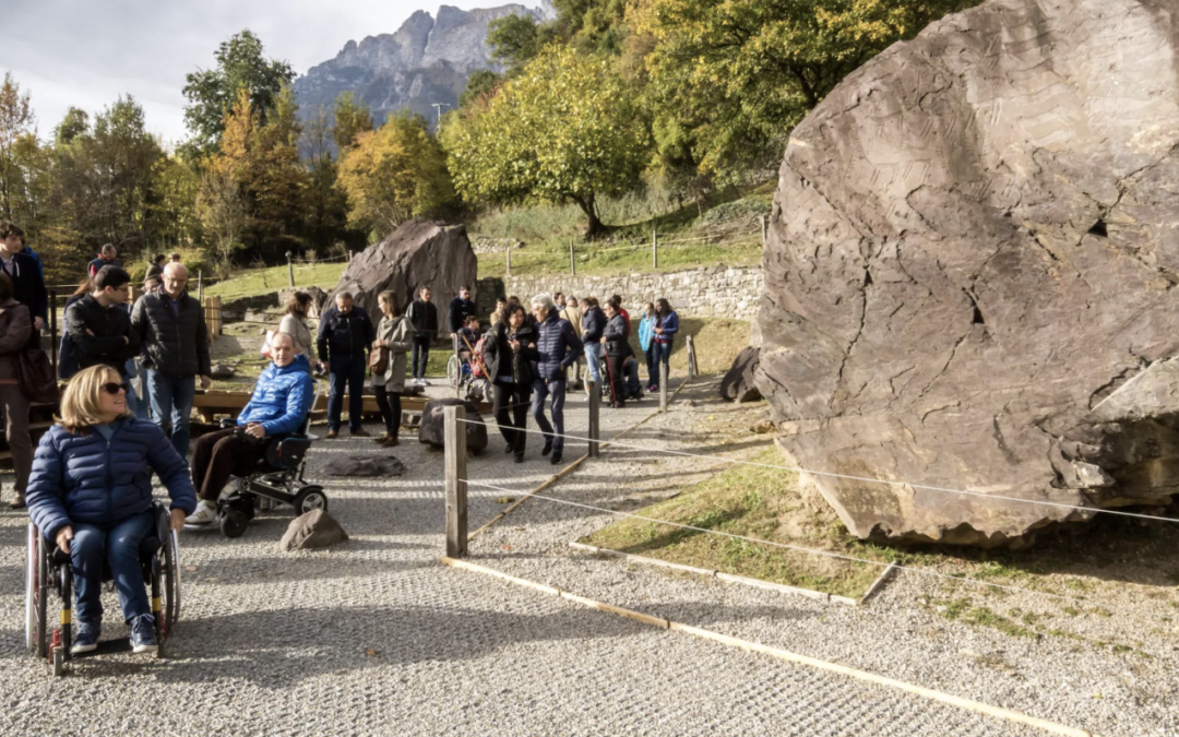 Valle Camonica per Tutti: la valle accessibile