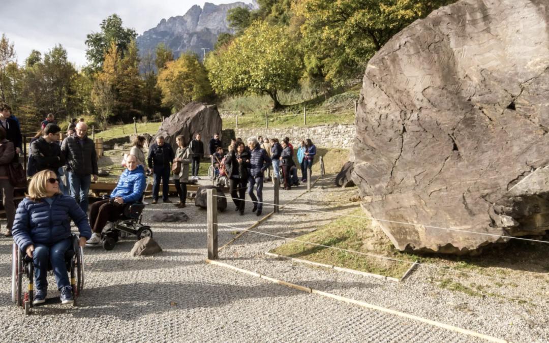 Valle Camonica per Tutti: la valle accessibile